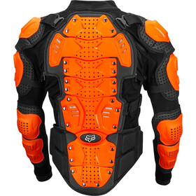 Fox Titan Sport Bovenlijf Heren, black/orange